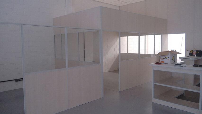 Divisórias Instaladas - Divisórias e Forros Jundiaí